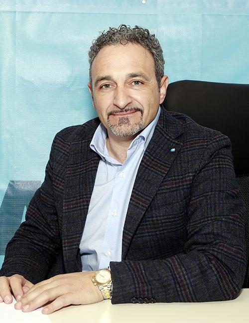 Luigi La Marca - Segretario Organizzativo UIL Trasporti Imperia